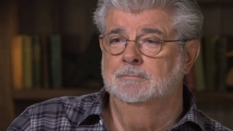 George Lucas Explains 'Star Wars' Is About Telling Kids To Grow Up