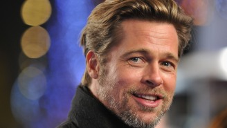 Brad Pitt Wants The Straight Pride Parade Supporters To Stop Calling Him Their Mascot