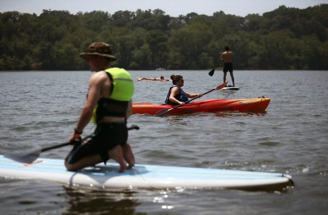 Washington In Grip Of Severe Heat Wave