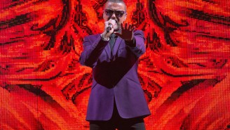 George Michael And His Manager Are Happy 'Keanu' Shows Him Serious Love