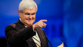 Newt Gingrich Has Some Interesting Ideas For Will Ferrell's Canceled 'Reagan' Biopic