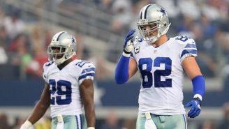Jason Witten Was Touched By DeMarco Murray's Advice To Cowboys Rookie Ezekiel Elliott