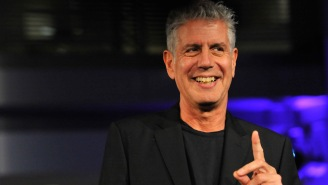 What Still Scares Anthony Bourdain? A Lot Actually
