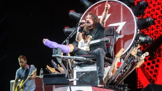 A Radio DJ Started A GoFundMe To 'Buy' Dave Grohl
