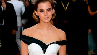Emma Watson's Dress To The Met Gala Had A Secret Environmentally-Friendly Message