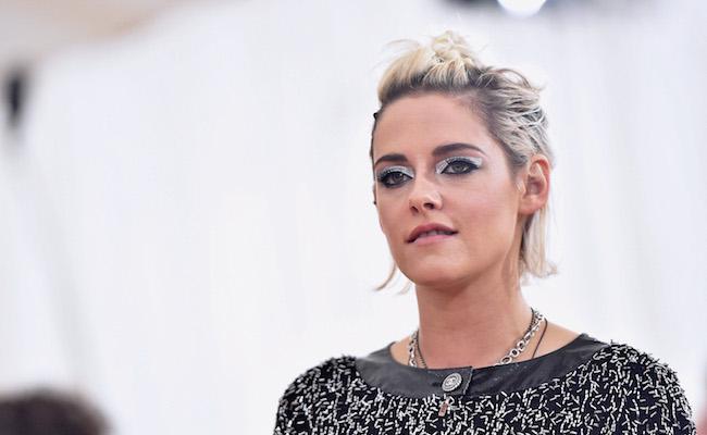 "Kristen Stewart ""Manus x Machina: Fashion In An Age Of Technology"" Costume Institute Gala"