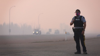 Canada's Massive Fort McMurray Wildfire Might Reach Neighboring Province