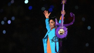 A Farmer Plowed Prince's 'Love Symbol' Into His Field And It's Incredible