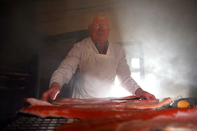 Traditional Smoked Salmon Producers