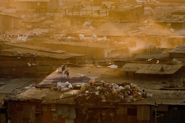 Mumbai Slum Redevelopment Stalled By Financial Crisis