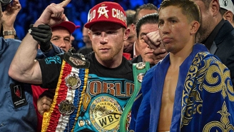 Canelo Alvarez Will Lose His Title If He Doesn't Agree To A Fight With Gennady Golovkin Soon