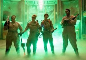 Breaking News: Female 'Ghostbusters' destroy all men, celebrate over their broken bodies