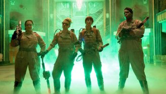 Breaking News: Female 'Ghostbusters' destroy all men, celebrate over their broken bodies