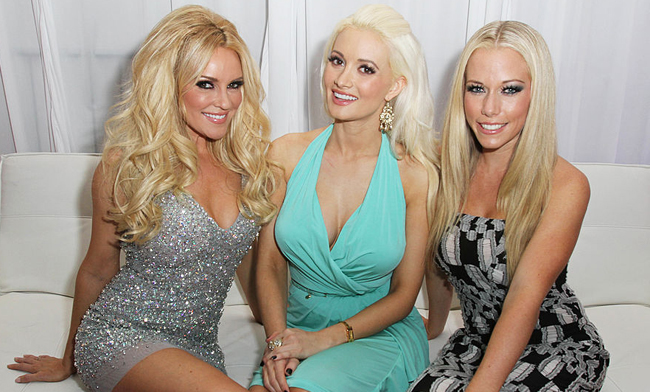 Ninth Annual Leather & Laces Hosted By Kendra Wilkinson, Bridget Marquardt, Holly Madison