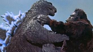 Warner Bros. Sets A Date For Their 'Godzilla Vs. King Kong' Superheavyweight Tilt