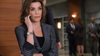 Goodbye to 'The Good Wife,' whose heroine only let you see what she wanted you to