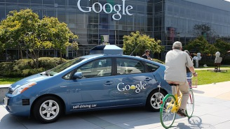 Google Will Pay You $20 An Hour To Let Them Be Your Chauffeur