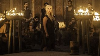 Review: Daenerys plays with fire in a spectacular 'Game of Thrones'