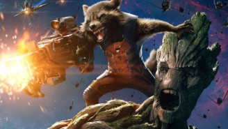 Could Rocket Raccoon be headed for 'Avengers: Infinity War'?