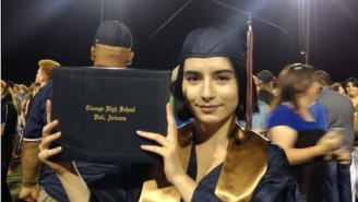 This High School Graduate With No Achievements To Her Name Just Dropped The Mic On Her Academic Record
