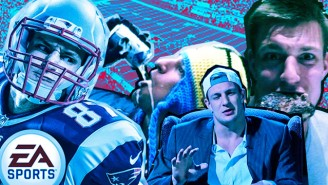 Rob Gronkowski Shares A Few Of His Favorite Things, From Sandler Films To Bieber Albums