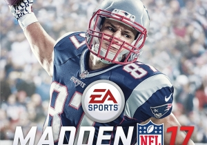 Rob Gronkowski Is The 'Madden NFL 17' Cover Athlete Because Of Course He Is