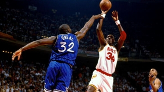 Hakeem Olajuwon Might Be The Only Old-Timer Who Understands What Small Ball Means For Big Men