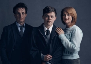 'Harry Potter And The Cursed Child' Will Be Conjuring Up A Broadway Run