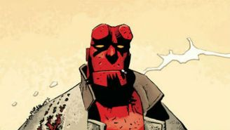Legendary Artist Richard Corben Reflects On Sending Hellboy To Mexico