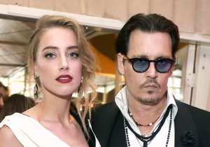 Video Has Emerged That Appears To Show Johnny Depp Going Berserk On Amber Heard