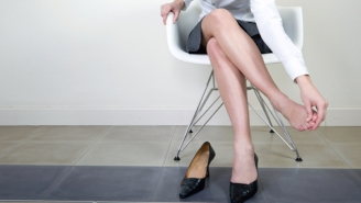 This Woman Was Sent Home For Wearing Flats; Her Response Led To Company-Wide Policy Change