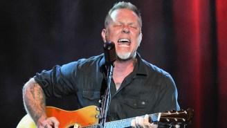 James Hetfield's Country Version Of Metallica's 'Motorbreath' Is Granny-Slappin' Good