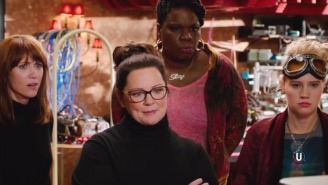 The International Ghostbusters Trailer Debuts Yet Another Female Character