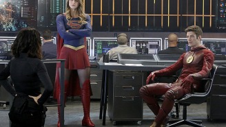 Supergirl's CW Move Means Epic Four-Series Superhero Crossover