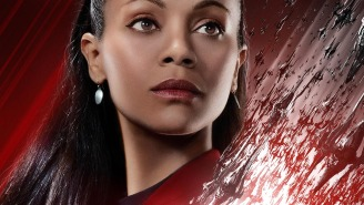 Can the latest 'Star Trek Beyond' character posters muster fan enthusiasm?