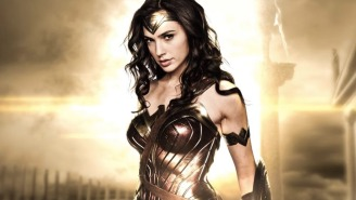 There's Only One Place You'll Be Able to Buy Gal Gadot's Shiny New Wonder Woman Barbie