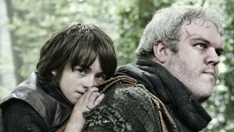 This 'Game Of Thrones' Fan Theory Might Explain Who Or What Hodor Actually Is