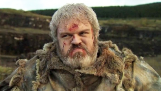 Even Kristian Nairn's Mom Is Trolling Hodor With A Hilarious 'Game Of Thrones' Doorstop