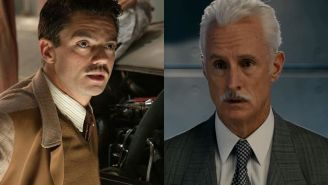 What happens when young Howard Stark finds out what happened to old Howard Stark?