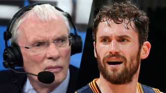 No, Hubie Brown Did Not Allude To Masturbation While Describing Kevin Love