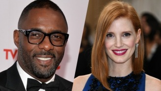 Idris Elba and Jessica Chastain Will Walk And Talk In The Next Aaron Sorkin Movie