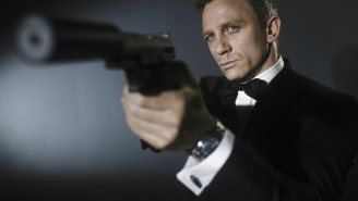 Daniel Craig is reportedly 'done' with James Bond
