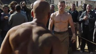 Paul Greengrass Forced Matt Damon To 'Suffer' At The Gym For 'Jason Bourne'
