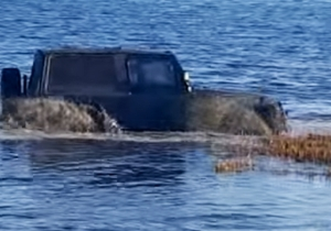 Watch This Jeep Owner Destroy His Ride In An Off-Roading Attempt Gone Horribly Wrong