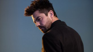 Watch The First Episode Of 'Preacher' With Commentary By Seth Rogen And Evan Goldberg