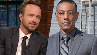 Aaron Paul Scored The Absolute Best Prop From The Set Of 'Breaking Bad'