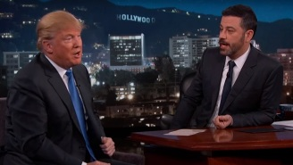 Jimmy Kimmel Offers Donald Trump The Perfect Method For Selecting A Vice President