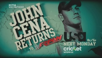 WWE Teases The Return Of John Cena In This New Video