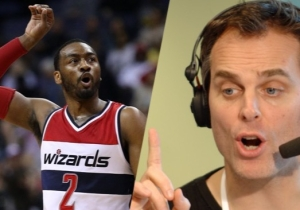 Bill Simmons Convinced Colin Cowherd To Finally Apologize To John Wall