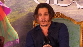Johnny Depp Lets His True Feelings Hang Out Over That Awkward Australia Apology